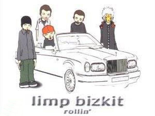 Limp Bizkit - Rollin'