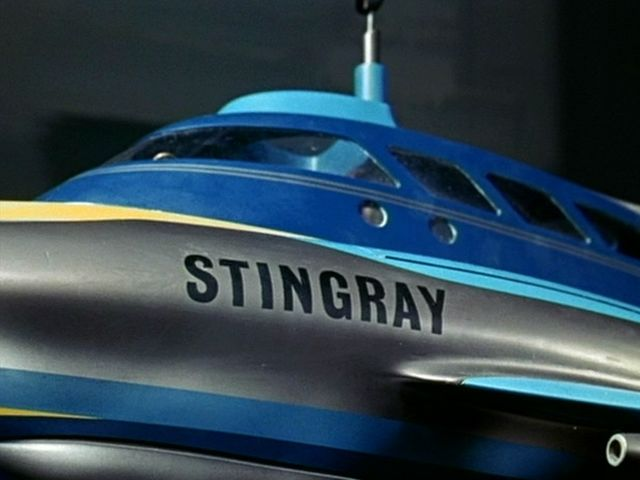 Gerry Anderson - Stingray