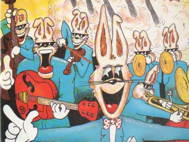 Jive Bunny and the Mastermixers - Rock and Roll Party Mix