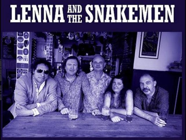 Lenna and The Snakemen - No Blow Blues