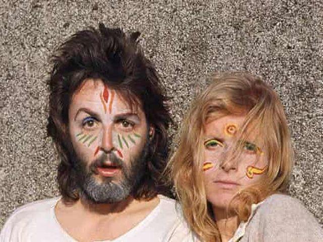 Paul & Linda McCartney - Hey Diddle