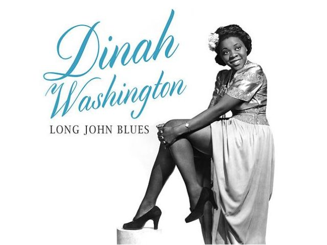 Dinah Washington - Long John Blues